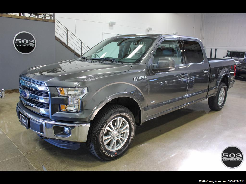 2016 Ford F-150 SuperCrew Lariat 3.5L, One Owner w/ 9k Miles! - Photo 1 - Beaverton, OR 97005
