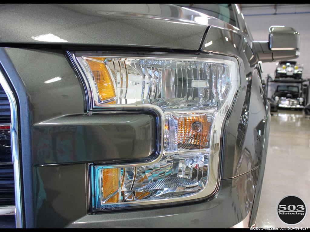 2016 Ford F-150 XLT SuperCrew Lariat 3.5L, One Owner w/ 9k Miles! - Photo 9 - Beaverton, OR 97005