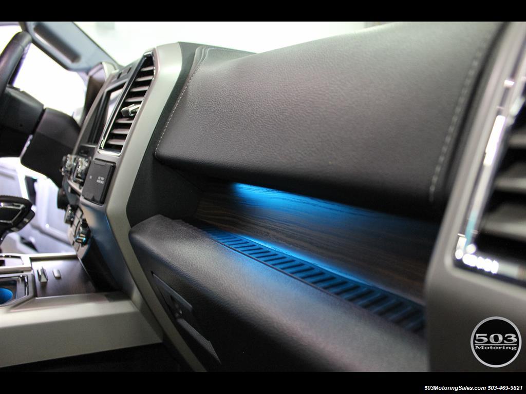 2016 Ford F-150 XLT SuperCrew Lariat 3.5L, One Owner w/ 9k Miles! - Photo 40 - Beaverton, OR 97005