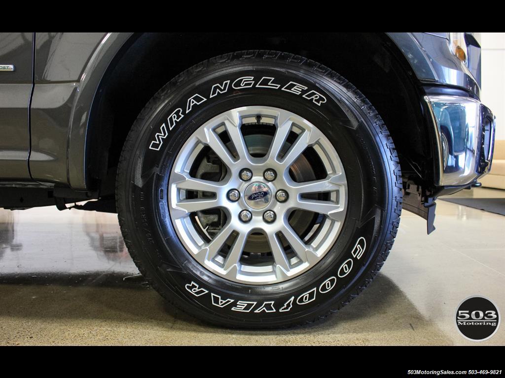 2016 Ford F-150 XLT SuperCrew Lariat 3.5L, One Owner w/ 9k Miles! - Photo 25 - Beaverton, OR 97005