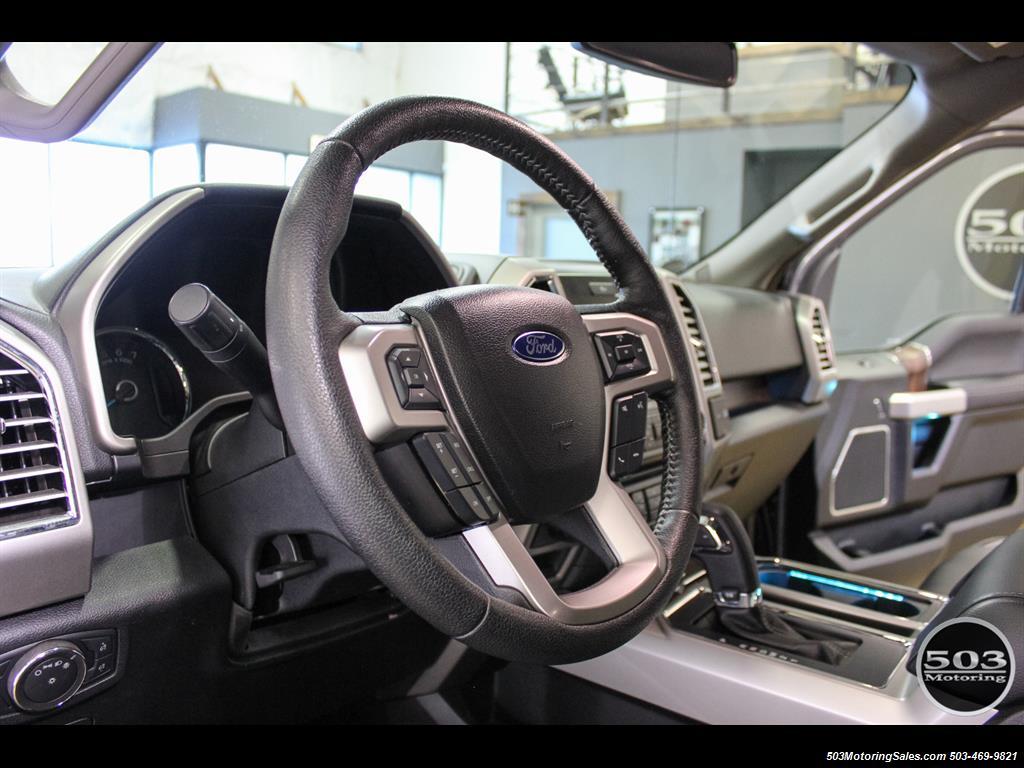 2016 Ford F-150 XLT SuperCrew Lariat 3.5L, One Owner w/ 9k Miles! - Photo 27 - Beaverton, OR 97005