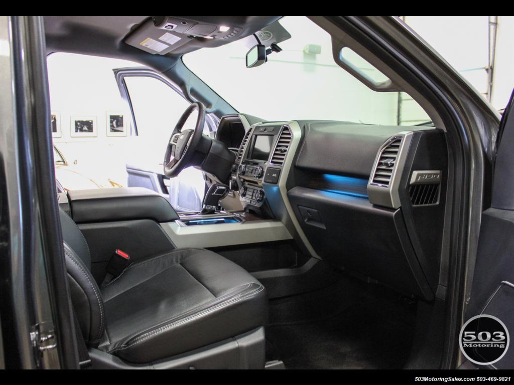 2016 Ford F-150 XLT SuperCrew Lariat 3.5L, One Owner w/ 9k Miles! - Photo 38 - Beaverton, OR 97005