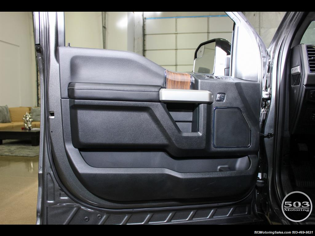2016 Ford F-150 XLT SuperCrew Lariat 3.5L, One Owner w/ 9k Miles! - Photo 37 - Beaverton, OR 97005