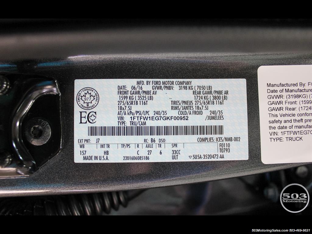 2016 Ford F-150 XLT SuperCrew Lariat 3.5L, One Owner w/ 9k Miles! - Photo 55 - Beaverton, OR 97005