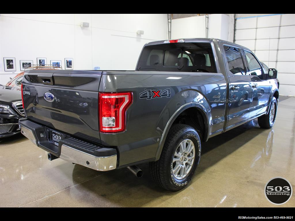 2016 Ford F-150 SuperCrew Lariat 3.5L, One Owner w/ 9k Miles! - Photo 5 - Beaverton, OR 97005