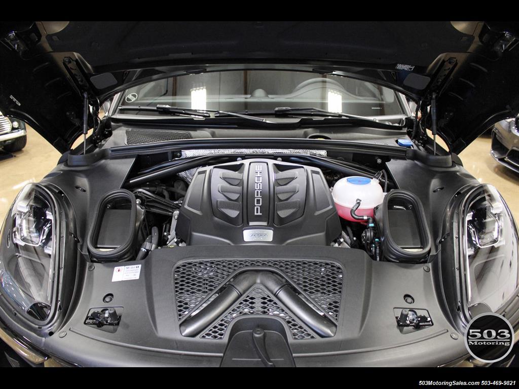 2017 Porsche Macan GTS; Black/Black w/ 2.5k Miles! - Photo 48 - Beaverton, OR 97005
