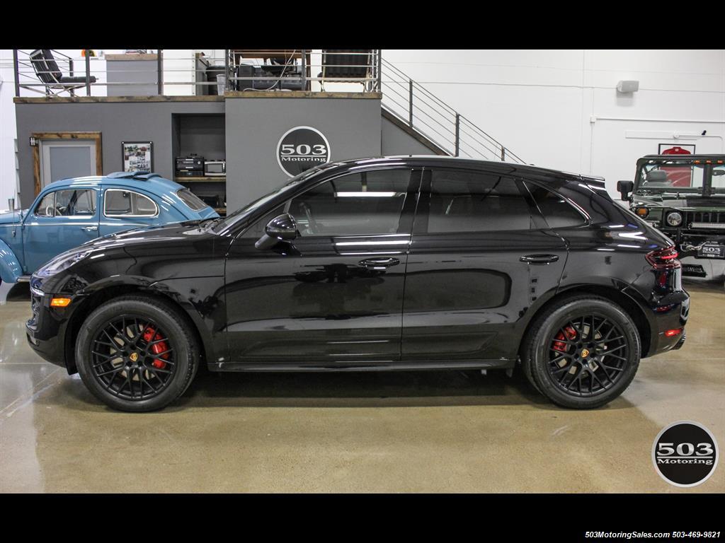 2017 Porsche Macan GTS; Black/Black w/ 2.5k Miles! - Photo 2 - Beaverton, OR 97005