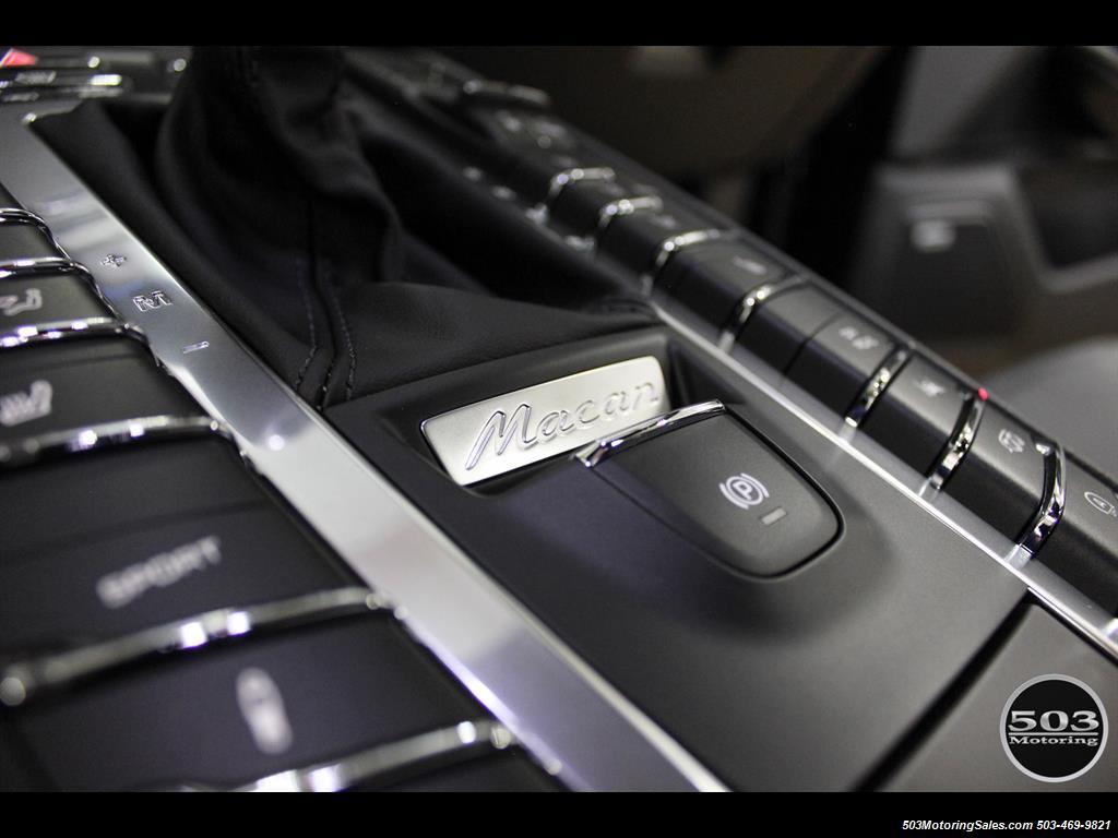2017 Porsche Macan GTS; Black/Black w/ 2.5k Miles! - Photo 32 - Beaverton, OR 97005
