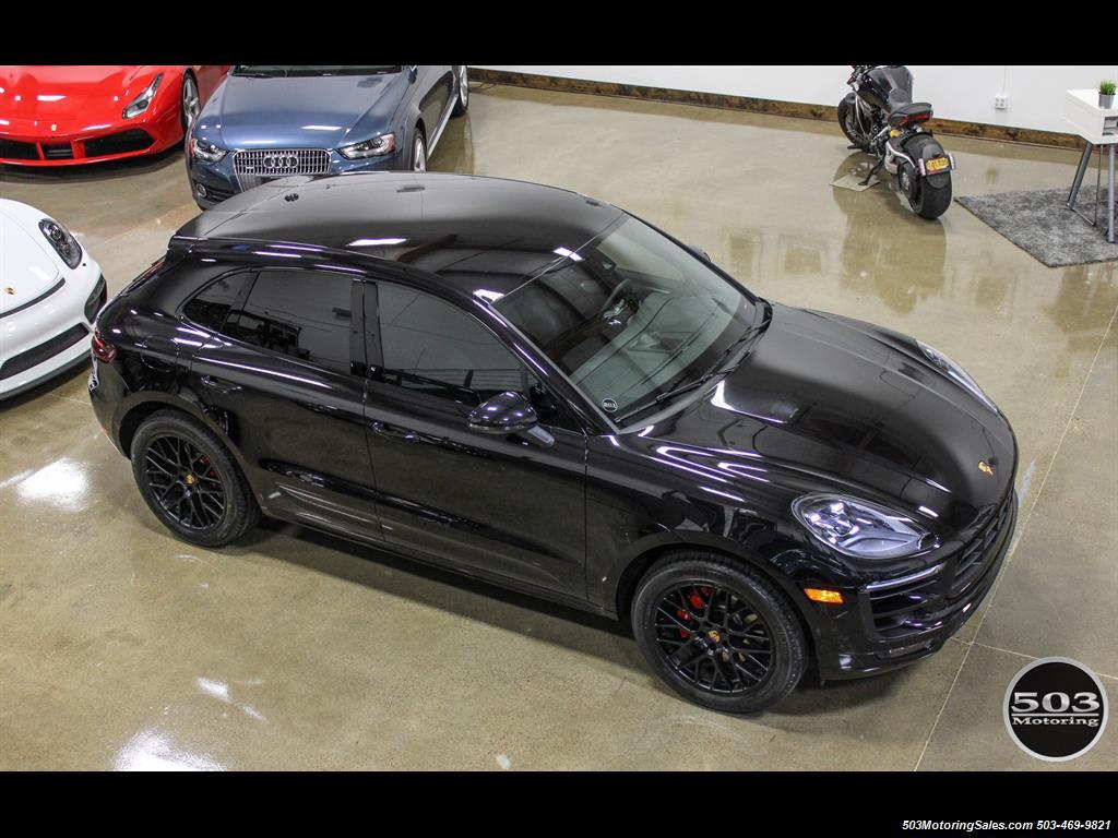 2017 Porsche Macan GTS; Black/Black w/ 2.5k Miles! - Photo 9 - Beaverton, OR 97005