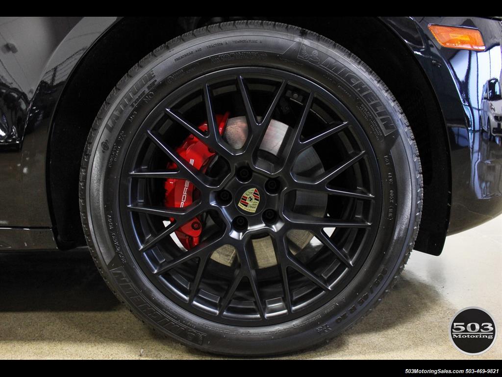2017 Porsche Macan GTS; Black/Black w/ 2.5k Miles! - Photo 20 - Beaverton, OR 97005