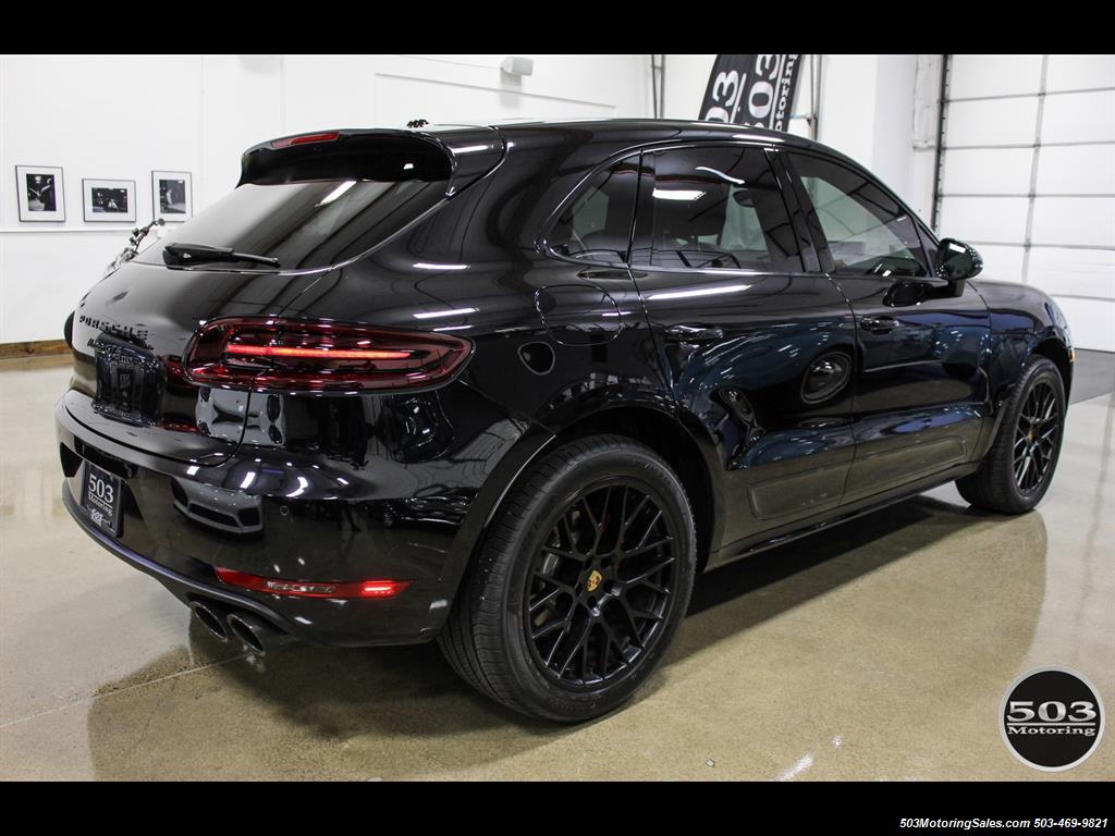 2017 Porsche Macan GTS; Black/Black w/ 2.5k Miles! - Photo 5 - Beaverton, OR 97005