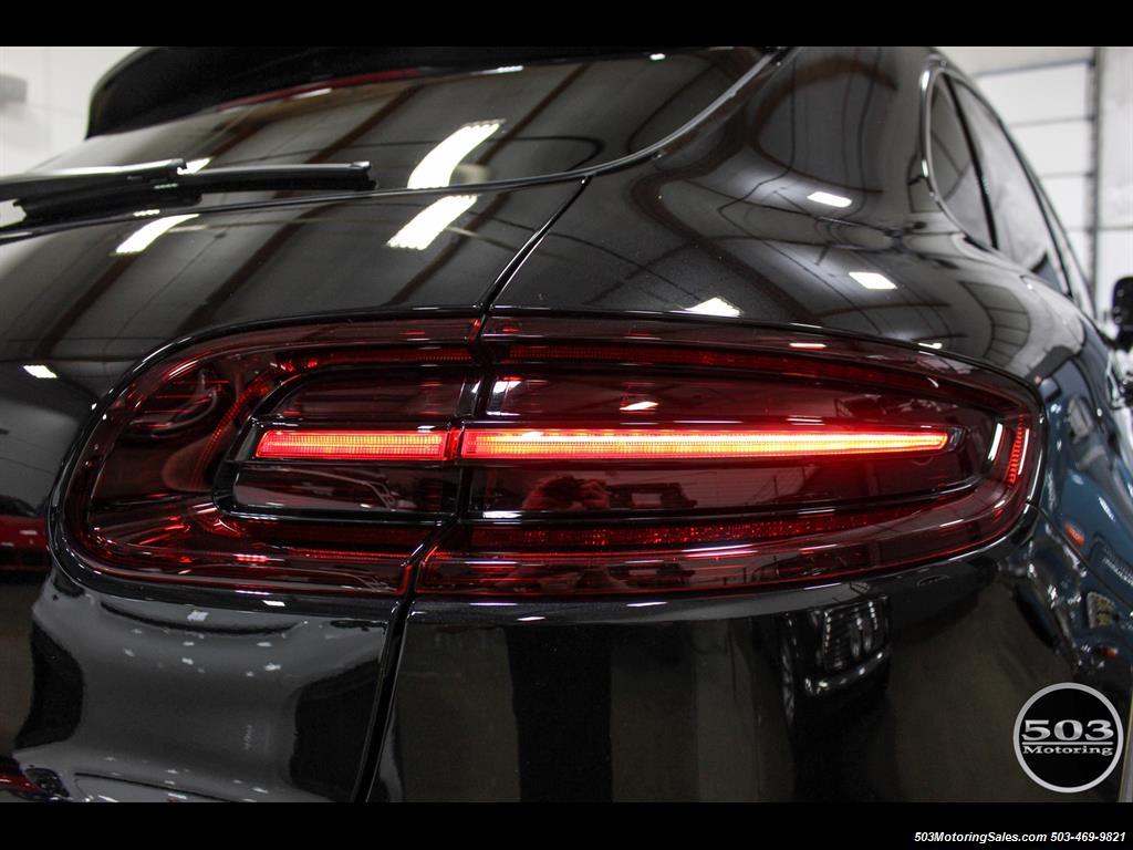 2017 Porsche Macan GTS; Black/Black w/ 2.5k Miles! - Photo 14 - Beaverton, OR 97005
