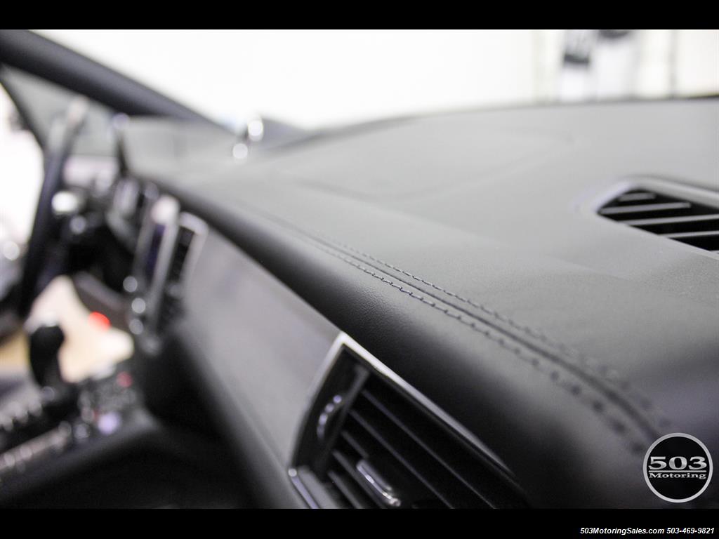 2017 Porsche Macan GTS; Black/Black w/ 2.5k Miles! - Photo 31 - Beaverton, OR 97005