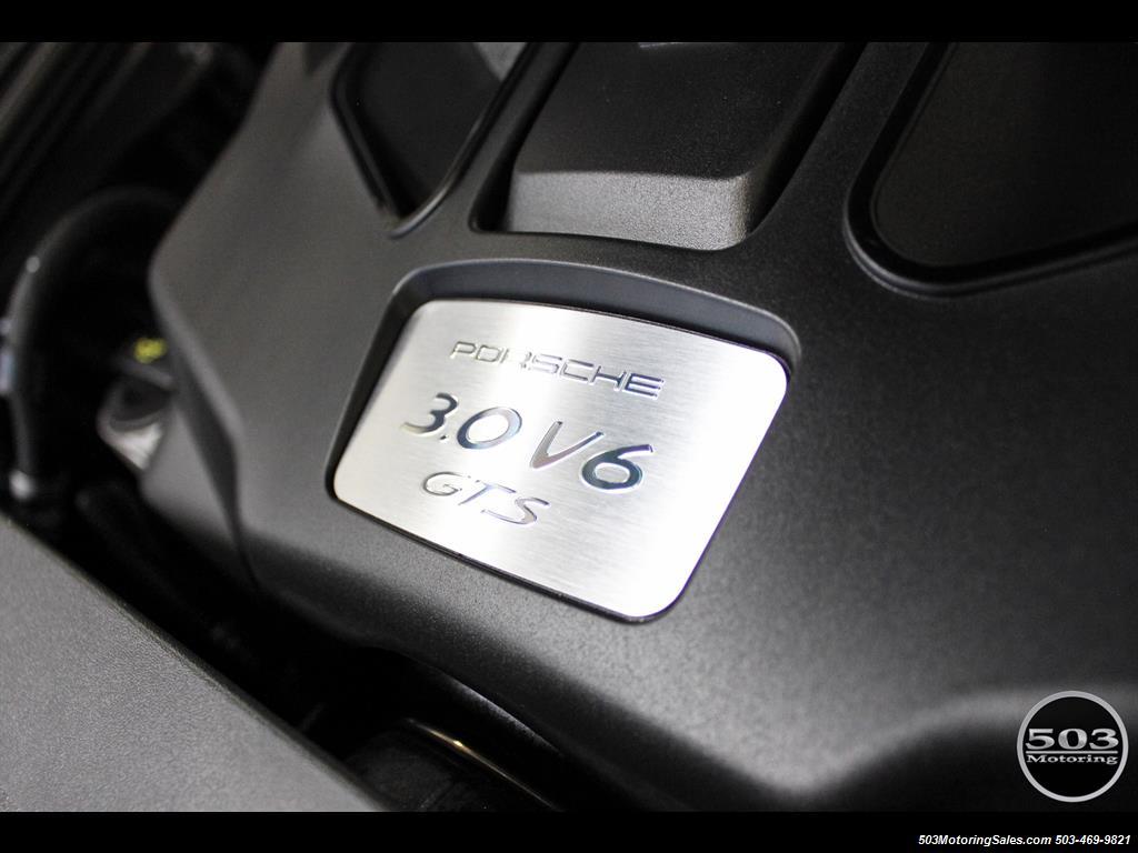 2017 Porsche Macan GTS; Black/Black w/ 2.5k Miles! - Photo 49 - Beaverton, OR 97005
