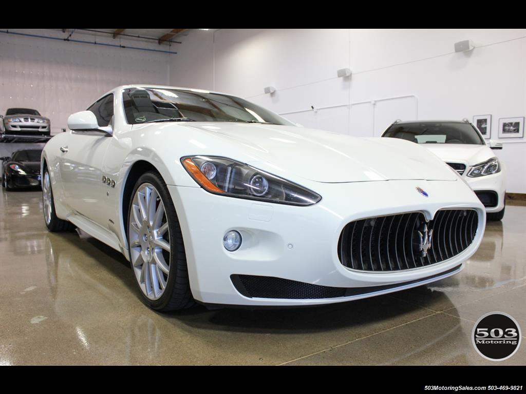 2010 Maserati GranTurismo S Automatic; One Owner w/ Only 8k Miles! - Photo 7 - Beaverton, OR 97005