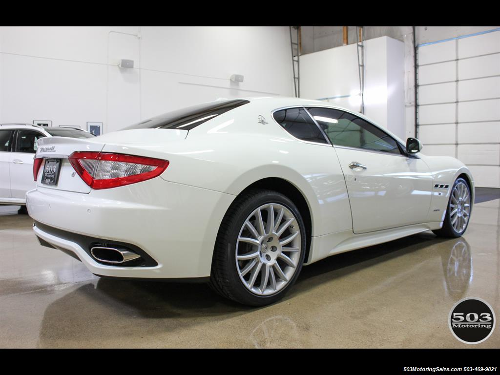 2010 Maserati GranTurismo S Automatic; One Owner w/ Only 8k Miles! - Photo 5 - Beaverton, OR 97005