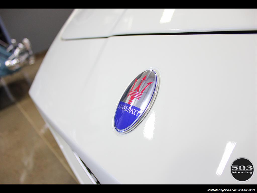 2010 Maserati GranTurismo S Automatic; One Owner w/ Only 8k Miles! - Photo 10 - Beaverton, OR 97005