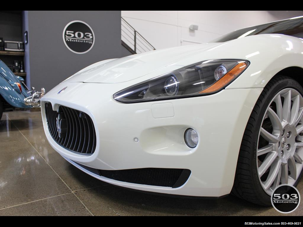 2010 Maserati GranTurismo S Automatic; One Owner w/ Only 8k Miles! - Photo 9 - Beaverton, OR 97005