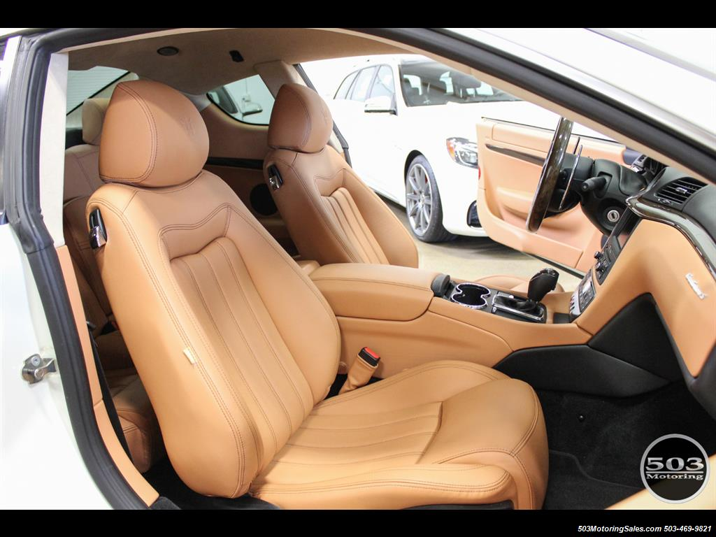 2010 Maserati GranTurismo S Automatic; One Owner w/ Only 8k Miles! - Photo 40 - Beaverton, OR 97005