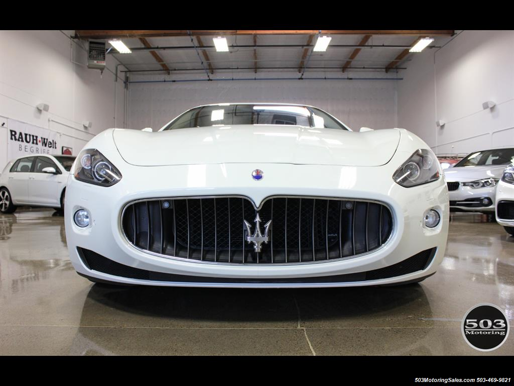 2010 Maserati GranTurismo S Automatic; One Owner w/ Only 8k Miles! - Photo 8 - Beaverton, OR 97005