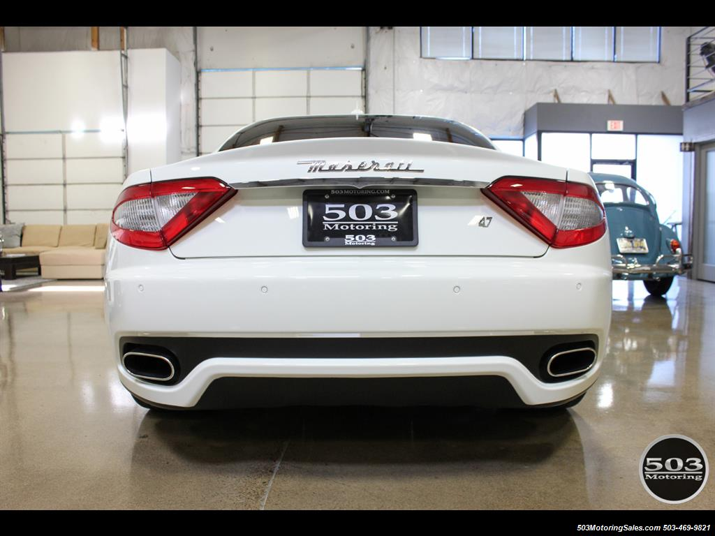 2010 Maserati GranTurismo S Automatic; One Owner w/ Only 8k Miles! - Photo 4 - Beaverton, OR 97005