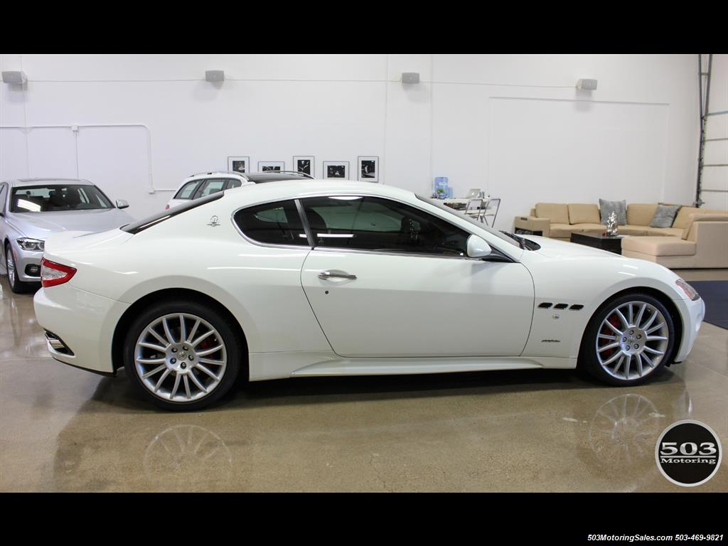 2010 Maserati GranTurismo S Automatic; One Owner w/ Only 8k Miles! - Photo 6 - Beaverton, OR 97005