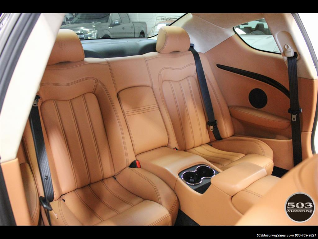 2010 Maserati GranTurismo S Automatic; One Owner w/ Only 8k Miles! - Photo 45 - Beaverton, OR 97005