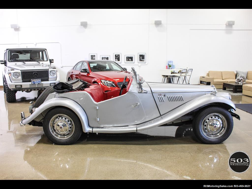 1954 MG TF; Excellent Condition, Same Owner Since 1969 - Photo 6 - Beaverton, OR 97005