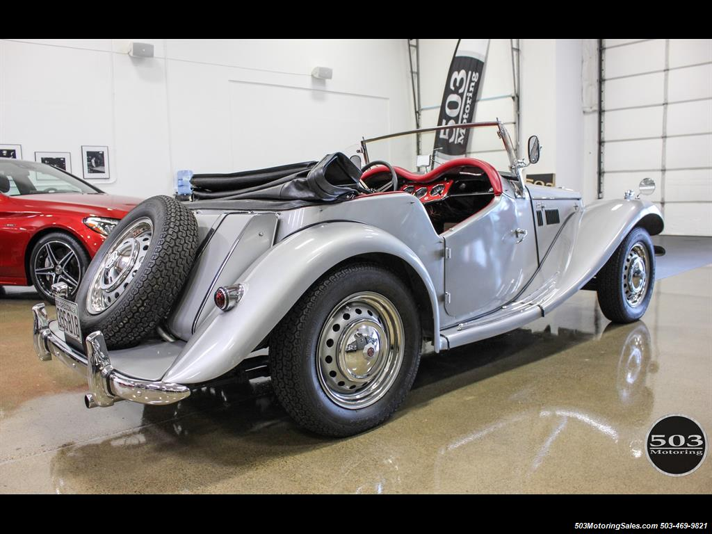 1954 MG TF; Excellent Condition, Same Owner Since 1969 - Photo 5 - Beaverton, OR 97005