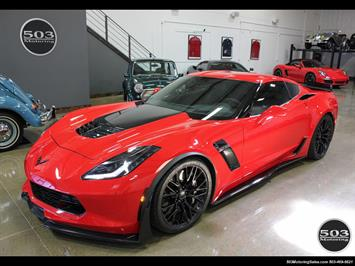 2015 Chevrolet Corvette Z06; Z07 Performance Pacakge w/ Only 6k Miles! Coupe