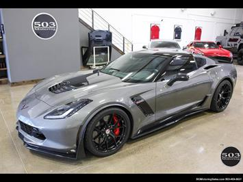 2015 Chevrolet Corvette Z06, Z07 Package with HRE Wheels & Only 6k Miles! Coupe