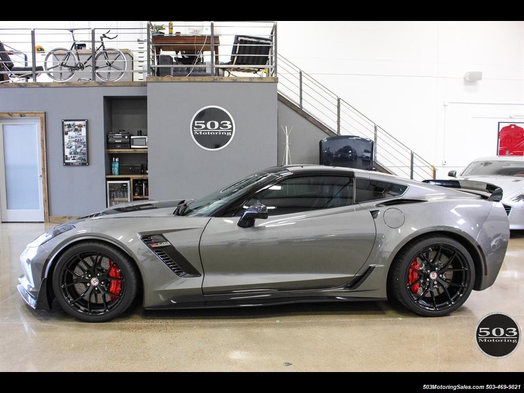 Corvette Zo7 >> 2015 Chevrolet Corvette Z06, Z07 Package with HRE Wheels & Only 6k Miles!