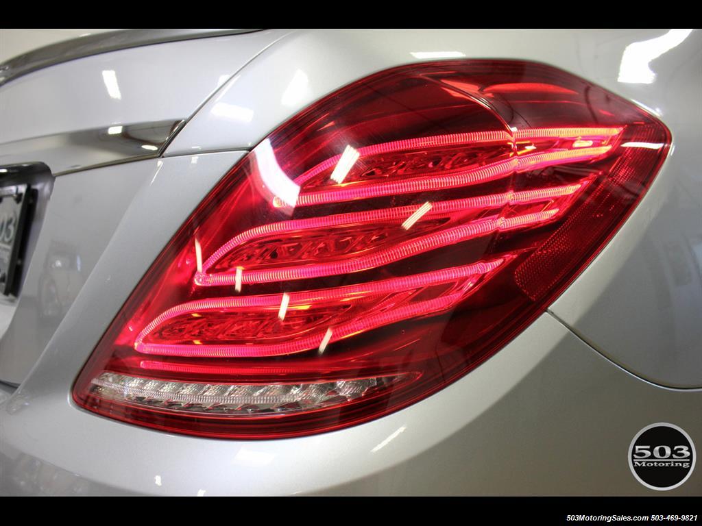 2014 Mercedes-Benz S550; One Owner Iridium Silver/Black w/ 38k Miles! - Photo 19 - Beaverton, OR 97005