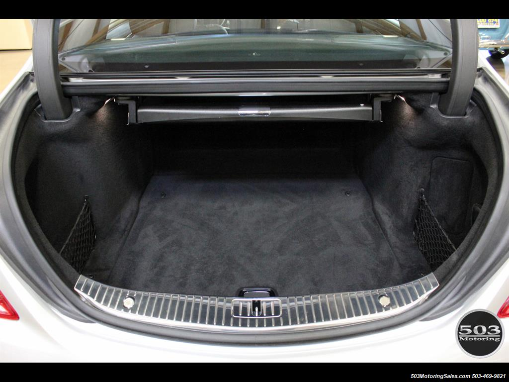 2014 Mercedes-Benz S550; One Owner Iridium Silver/Black w/ 38k Miles! - Photo 45 - Beaverton, OR 97005