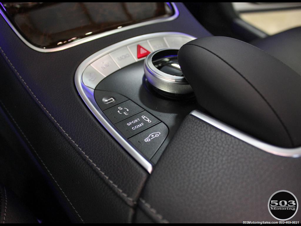 2014 Mercedes-Benz S550; One Owner Iridium Silver/Black w/ 38k Miles! - Photo 29 - Beaverton, OR 97005