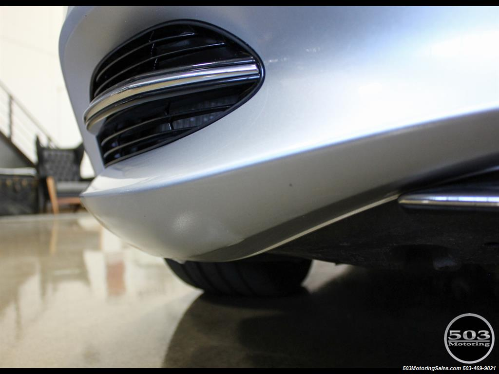 2014 Mercedes-Benz S550; One Owner Iridium Silver/Black w/ 38k Miles! - Photo 54 - Beaverton, OR 97005