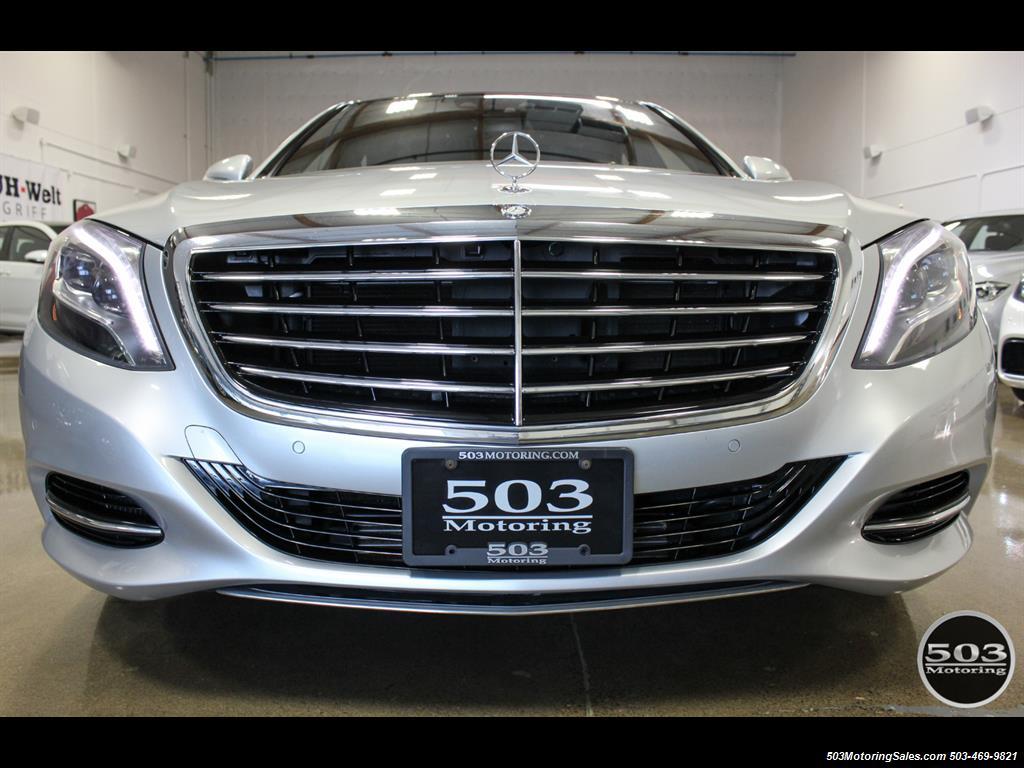 2014 Mercedes-Benz S550; One Owner Iridium Silver/Black w/ 38k Miles! - Photo 8 - Beaverton, OR 97005