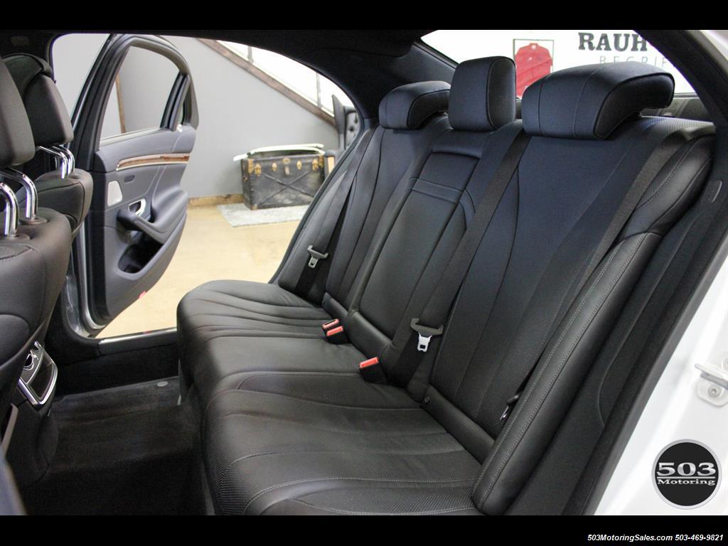 2014 Mercedes-Benz S550; One Owner Iridium Silver/Black w/ 38k Miles! - Photo 40 - Beaverton, OR 97005