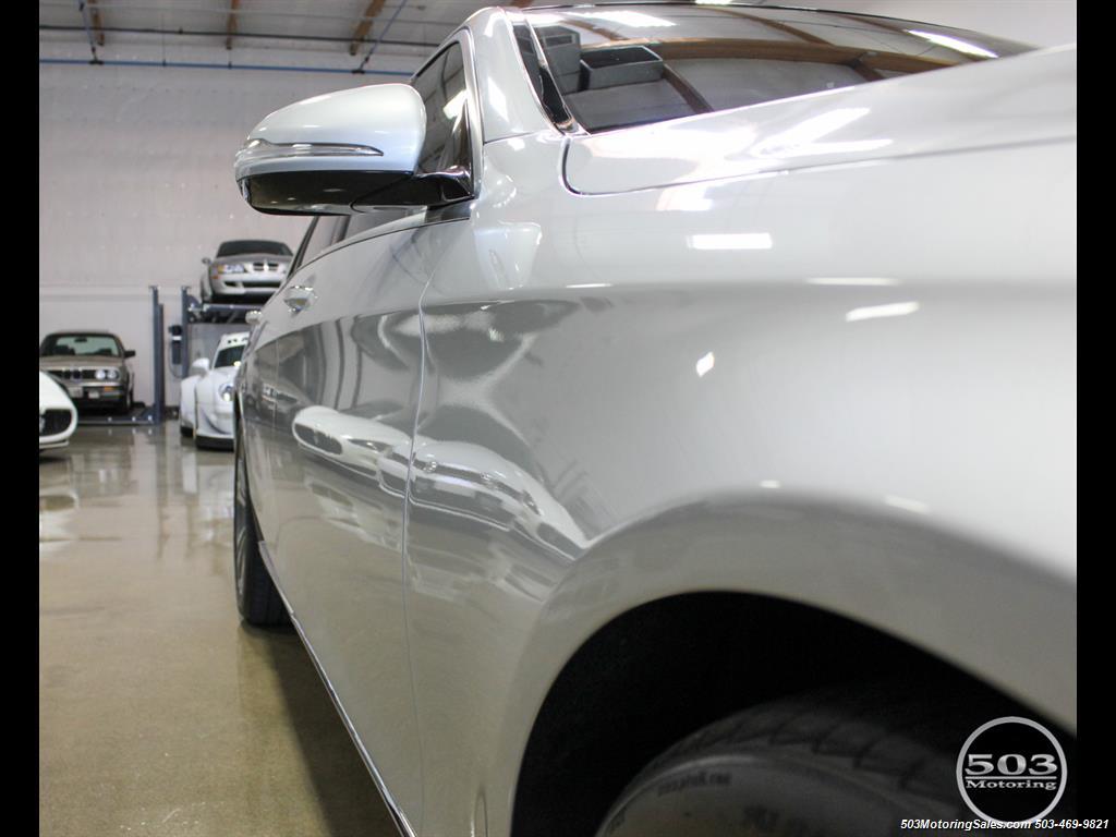 2014 Mercedes-Benz S550; One Owner Iridium Silver/Black w/ 38k Miles! - Photo 14 - Beaverton, OR 97005