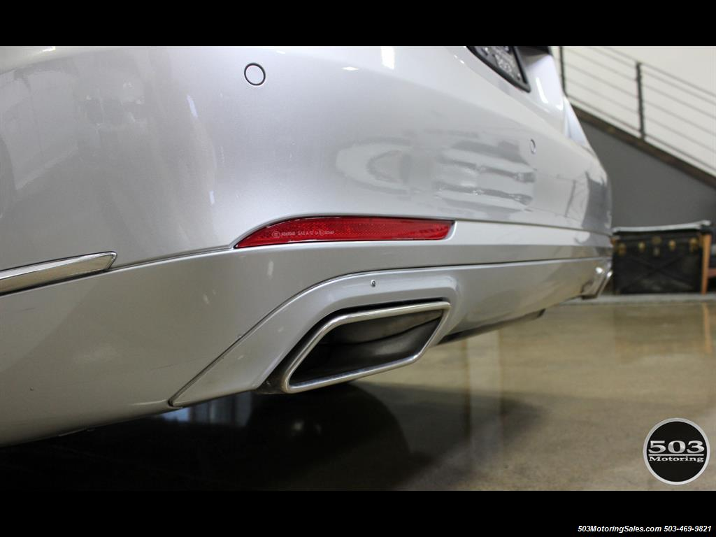 2014 Mercedes-Benz S550; One Owner Iridium Silver/Black w/ 38k Miles! - Photo 20 - Beaverton, OR 97005