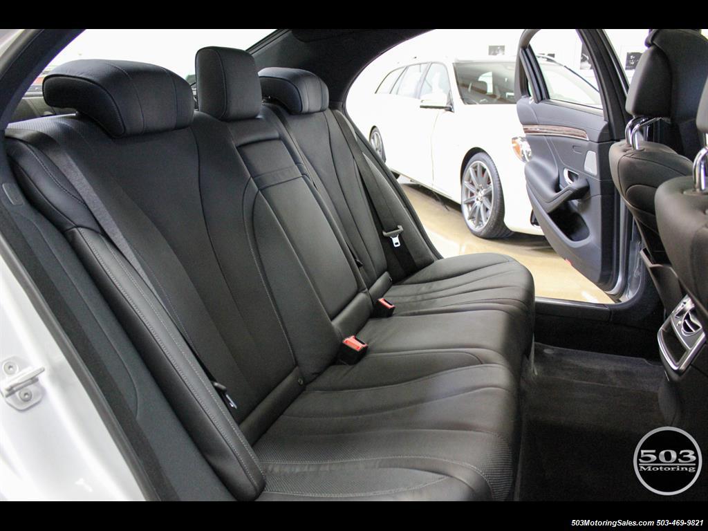 2014 Mercedes-Benz S550; One Owner Iridium Silver/Black w/ 38k Miles! - Photo 43 - Beaverton, OR 97005