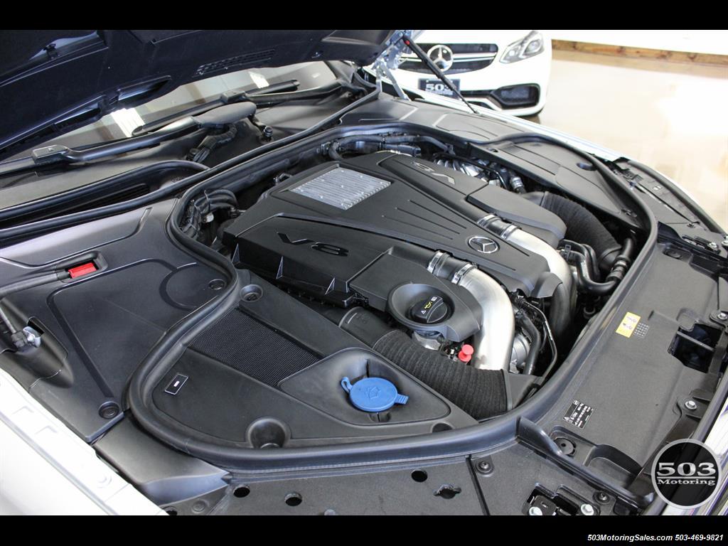 2014 Mercedes-Benz S550; One Owner Iridium Silver/Black w/ 38k Miles! - Photo 52 - Beaverton, OR 97005