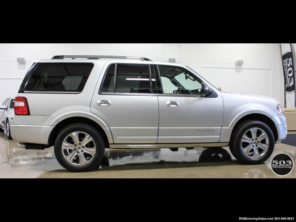 2017 Ford Expedition Platinum 4x4; Silver/Black w/ Only 7k Miles! - Photo 6 - Beaverton, OR 97005