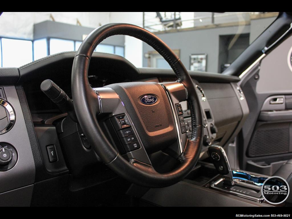 2017 Ford Expedition Platinum 4x4; Silver/Black w/ Only 7k Miles! - Photo 24 - Beaverton, OR 97005