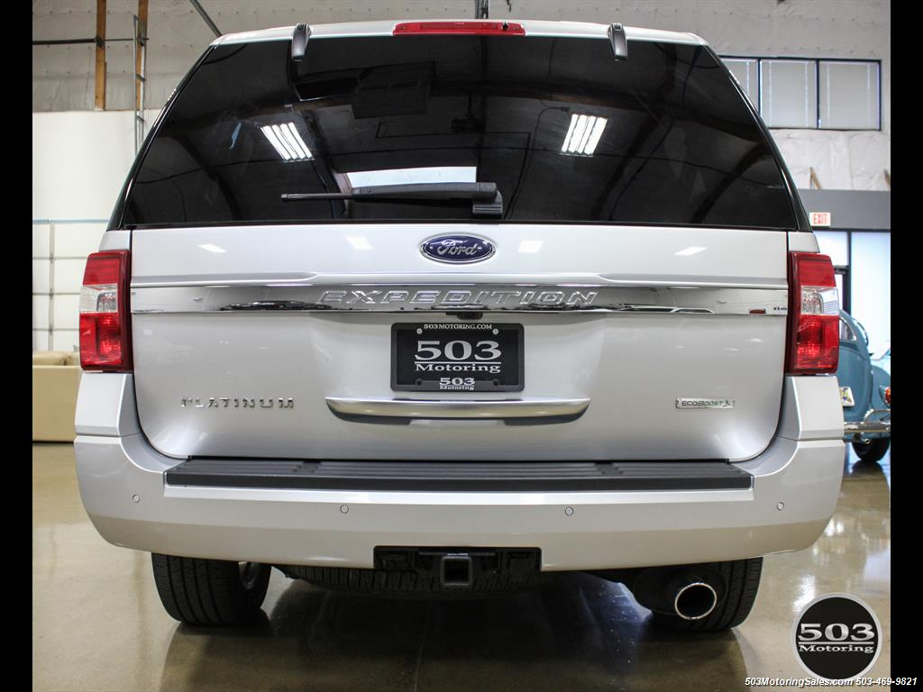2017 Ford Expedition Platinum 4x4; Silver/Black w/ Only 7k Miles! - Photo 4 - Beaverton, OR 97005