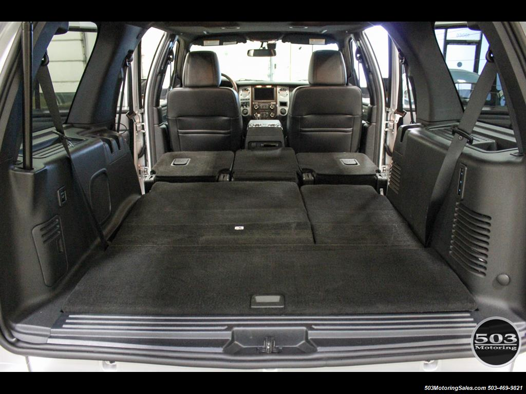2017 Ford Expedition Platinum 4x4; Silver/Black w/ Only 7k Miles! - Photo 52 - Beaverton, OR 97005