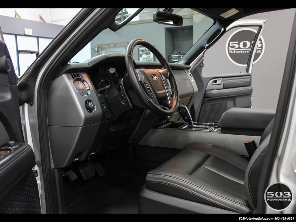 2017 Ford Expedition Platinum 4x4; Silver/Black w/ Only 7k Miles! - Photo 23 - Beaverton, OR 97005