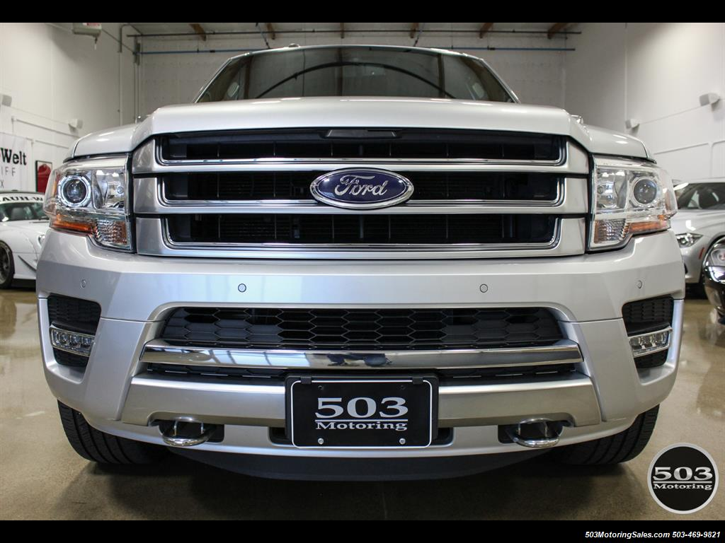 2017 Ford Expedition Platinum 4x4; Silver/Black w/ Only 7k Miles! - Photo 8 - Beaverton, OR 97005