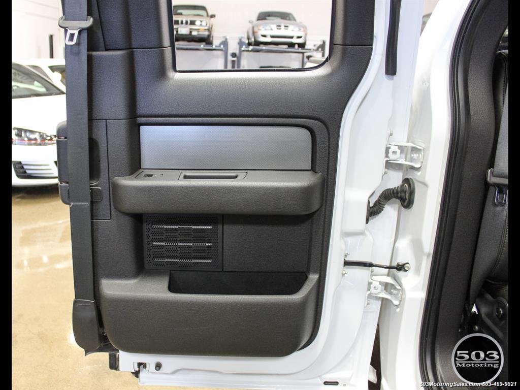 2010 Ford F-150 SVT Raptor; White/Black w/ Only 17k Miles! - Photo 47 - Beaverton, OR 97005