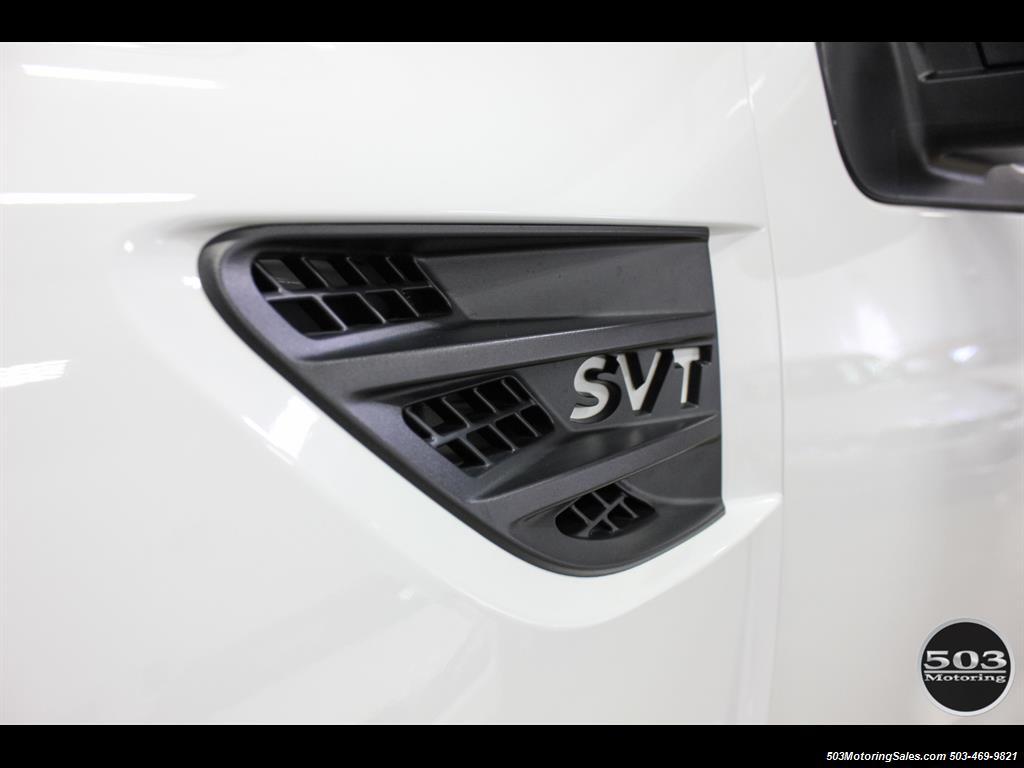 2010 Ford F-150 SVT Raptor; White/Black w/ Only 17k Miles! - Photo 16 - Beaverton, OR 97005